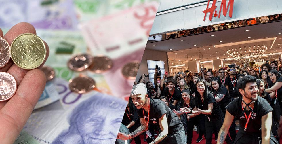 Snart kan du shoppa loss på H&M – utan att ha några pengar