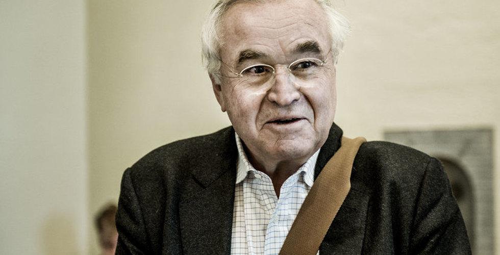 Sven Hagströmer miljonköper i Avanza