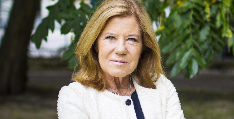 Lena Apler bötfälls för aktieköp i Skistar