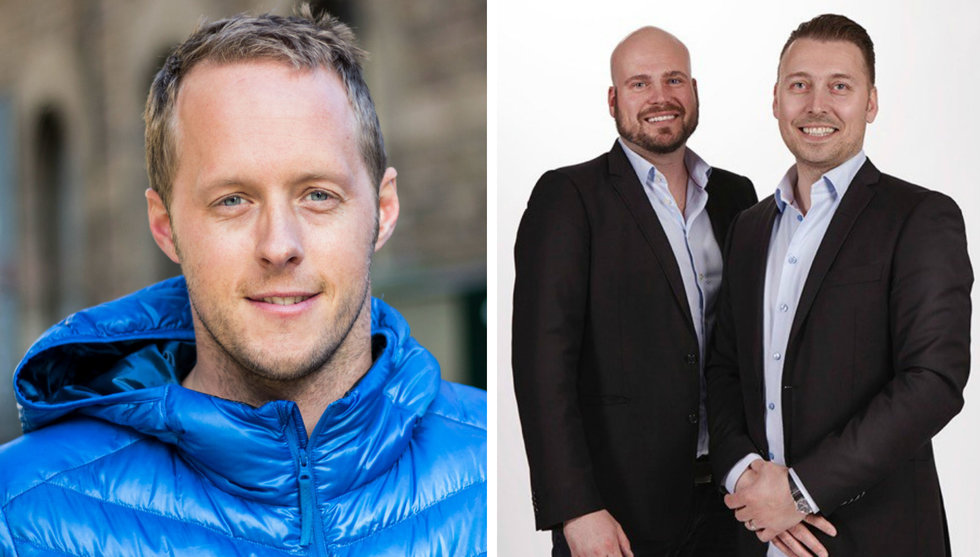 Breakit - Johan Qviberg investerar i startup som ska ge billigare frakt