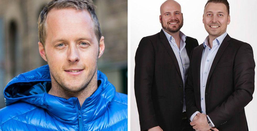 Johan Qviberg investerar i startup som ska ge billigare frakt