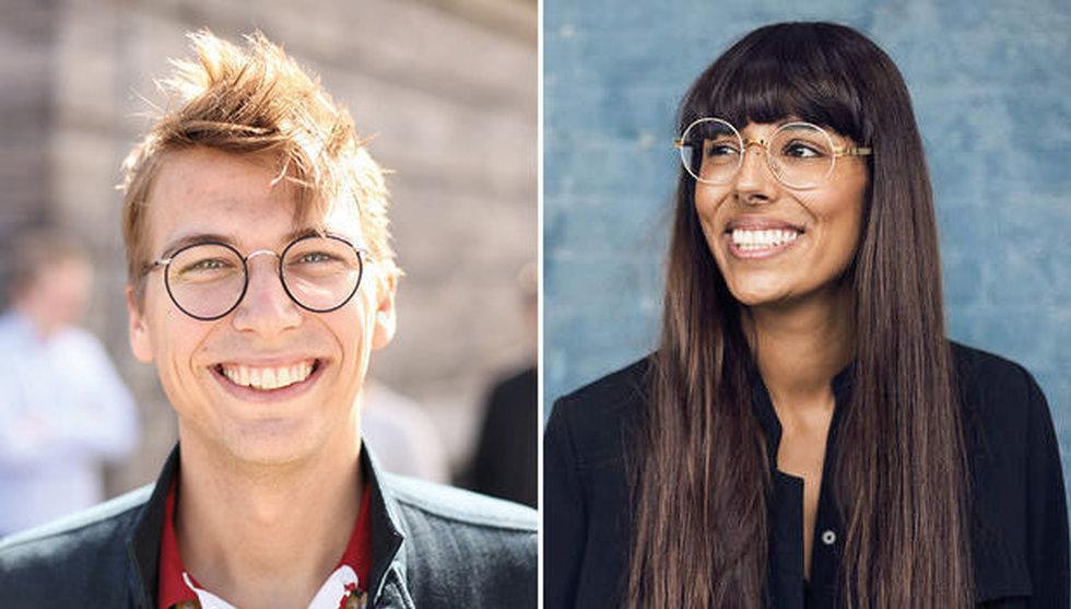 Fyra startupsvenskar på Forbes heta lista över unga talanger
