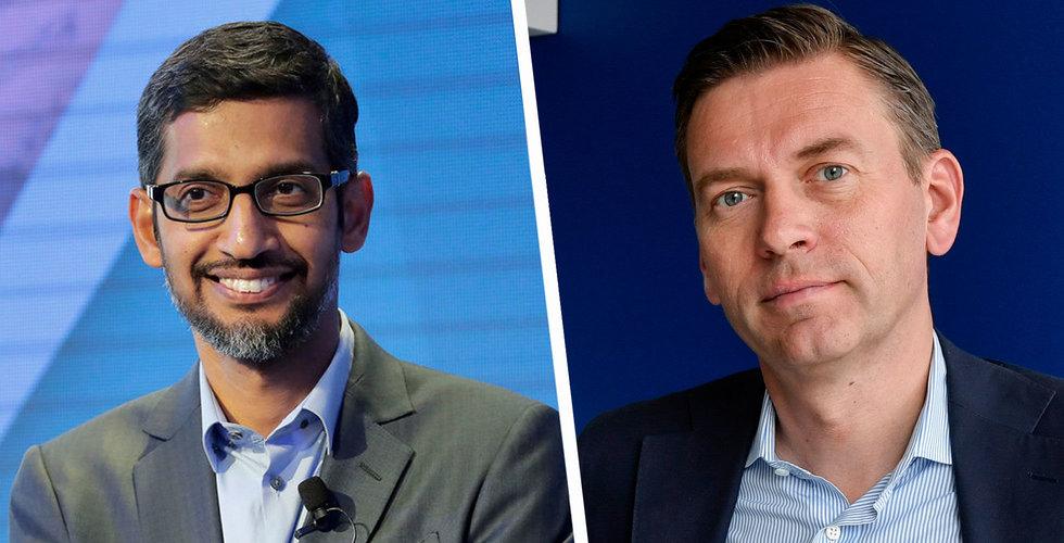 Svenska mediejätten utmanar Google – går inte med på GDPR-kraven