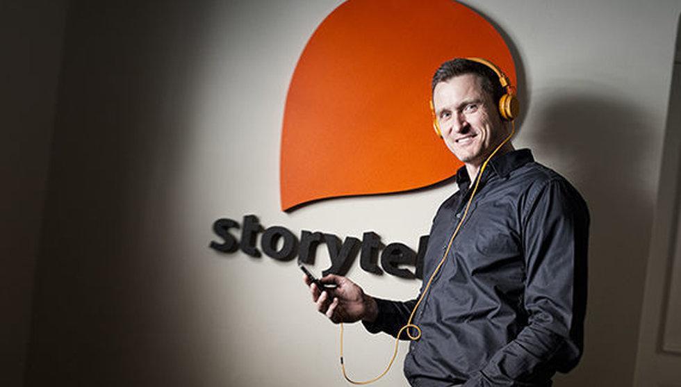 Breakit - Storytel går som tåget - ökar vinsten med 570 procent