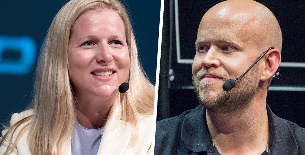 Cristina Stenbeck och Daniel Ek backar H2 Green Steel – Northvolt-grundarnas nya stålutmanare
