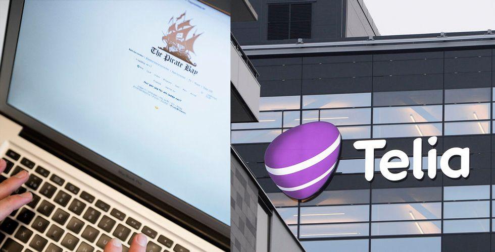 Nu bjuder Telia upp till strid – vägrar att släcka piratsajterna