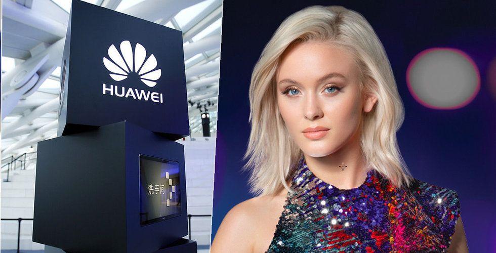 Zara Larssons musik har tagits bort från Apple Music i Kina