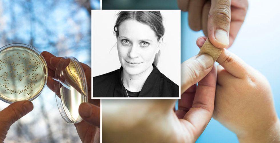 Breakit - Ilya Pharma tar in 30 miljoner kronor för att läka dina sår