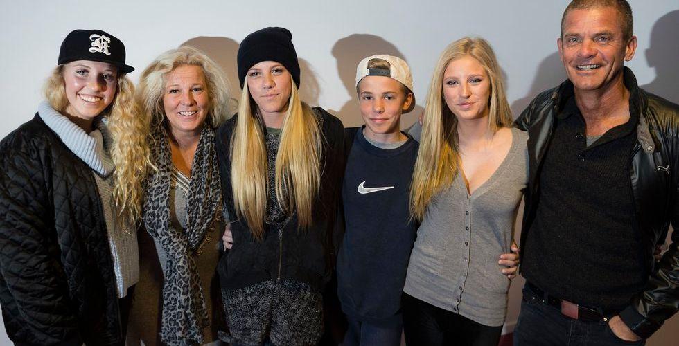 United Influencers stärker sitt profilteam med familjen Parnevik