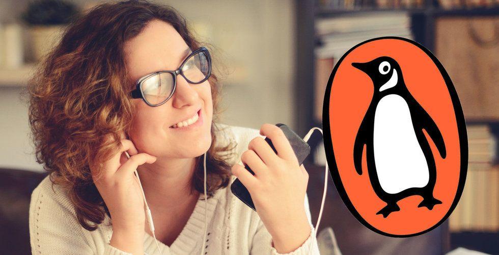 Nya uppgifter: Penguin planerar egen ljudbokstjänst
