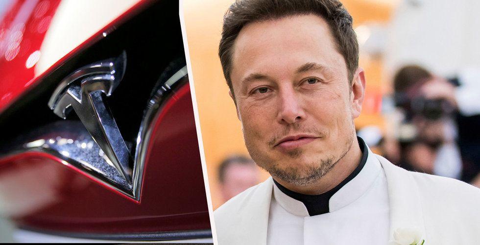 Tesla stämmer visselblåsaren – kräver 1,5 miljarder kronor
