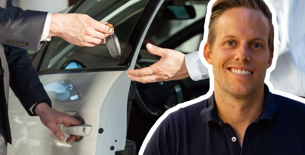 Breakit - Wayke vill krossa Blocket – så mycket kostar bilhandlarnas storsatsning