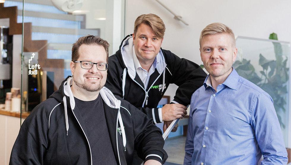 Finländsk startup blir först med att bygga spel till Apple Watch
