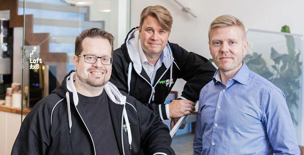 Breakit - Finländsk startup blir först med att bygga spel till Apple Watch