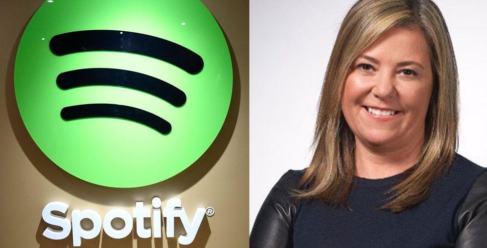 Breakit - Spotify breddar sin styrelse med Nike-chef