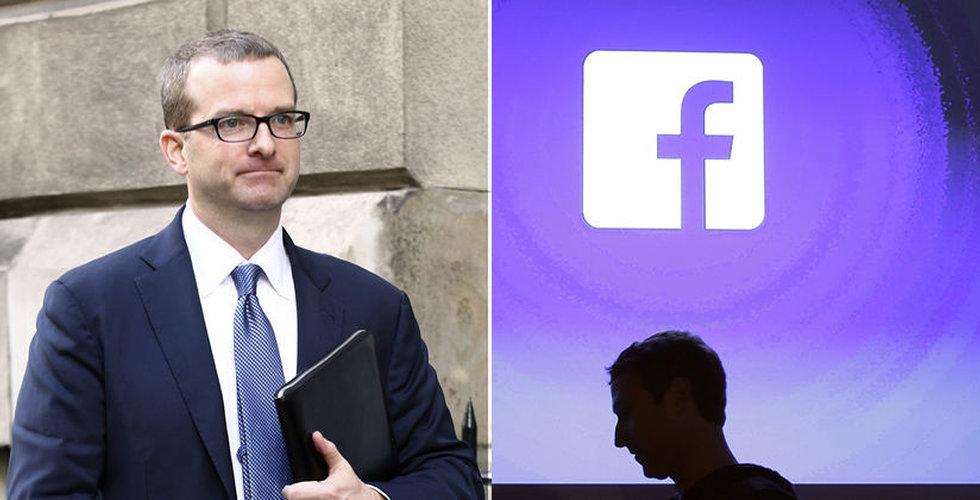Facebooks teknikchef erkänner: Läste inte igenom app-villkoren
