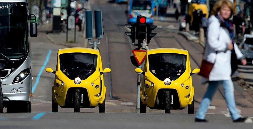 Tuktuk-taxin Bzzt stärker kassan - och planerar crowdfunding
