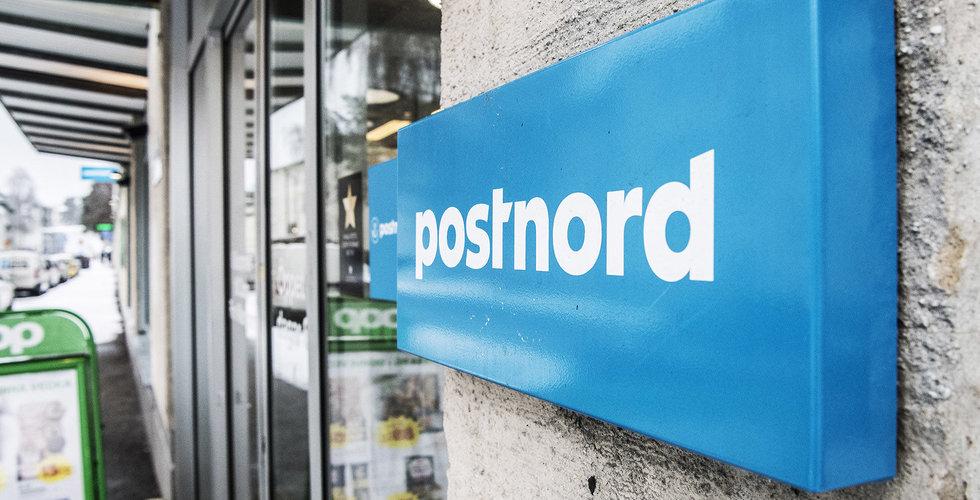 EU ska granska svenskt och danskt stöd till Postnord