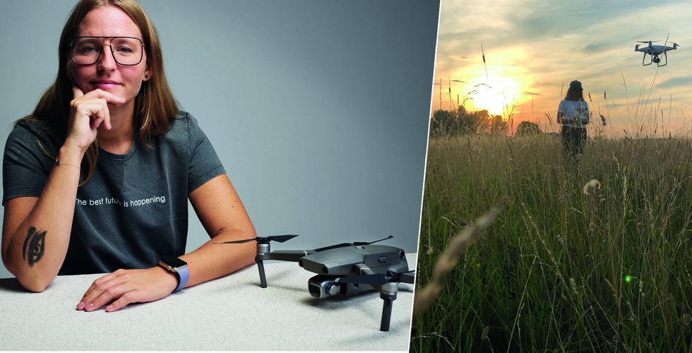 Helena Samsioes Globhe flyger högt – landat tungt avtal med telekomjätte