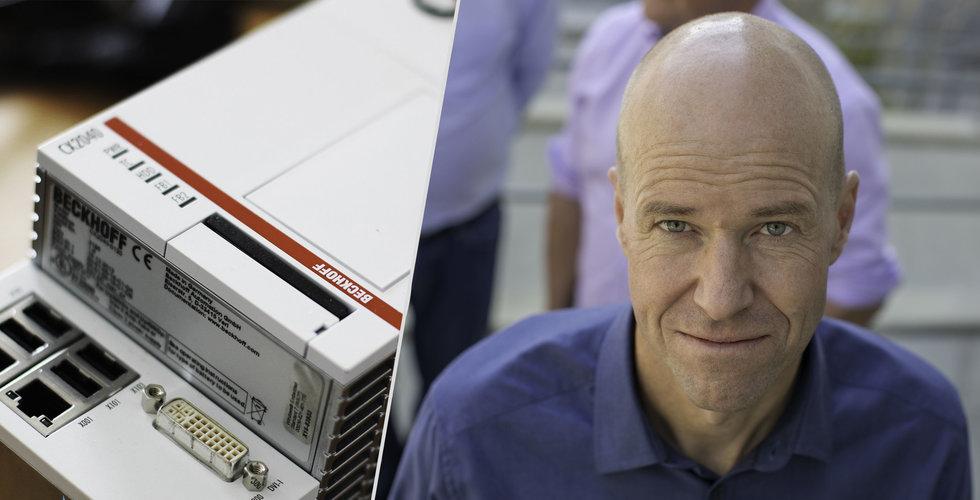 Gunnar Bergstedts tjänst ska minska strömavbrotten – får in kapital från Almi invest