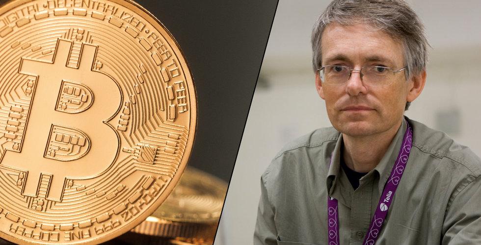 """Breakit - Bitcoin en energislukande miljöbov? Forskaren ryter ifrån: """"Skräcksiffror"""""""