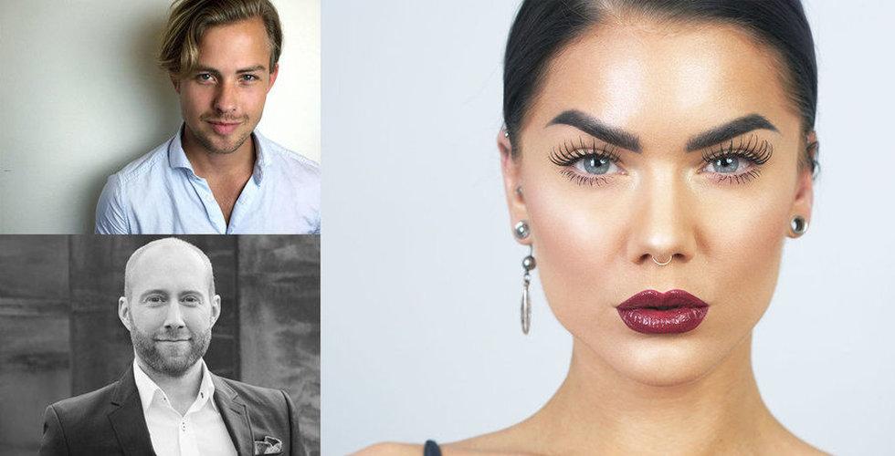 Breakit - Linda Hallbergs sminkbolag LH Cosmetics intar 180 nordiska butiker