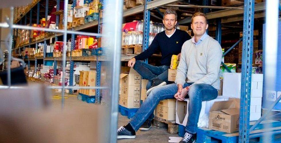 Gammal mat blev smart affär – nu växer Matsmart i snabb takt