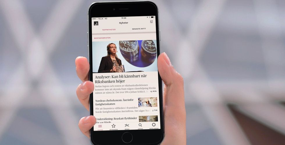 Breakit - Varsågod, här får du VIP-koden till Omnis nya app för affärsnyheter