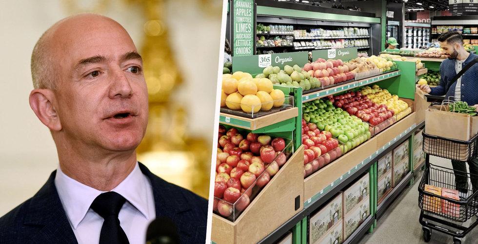 Amazon börjar sälja sin checkout-teknik till andra detaljhandlare