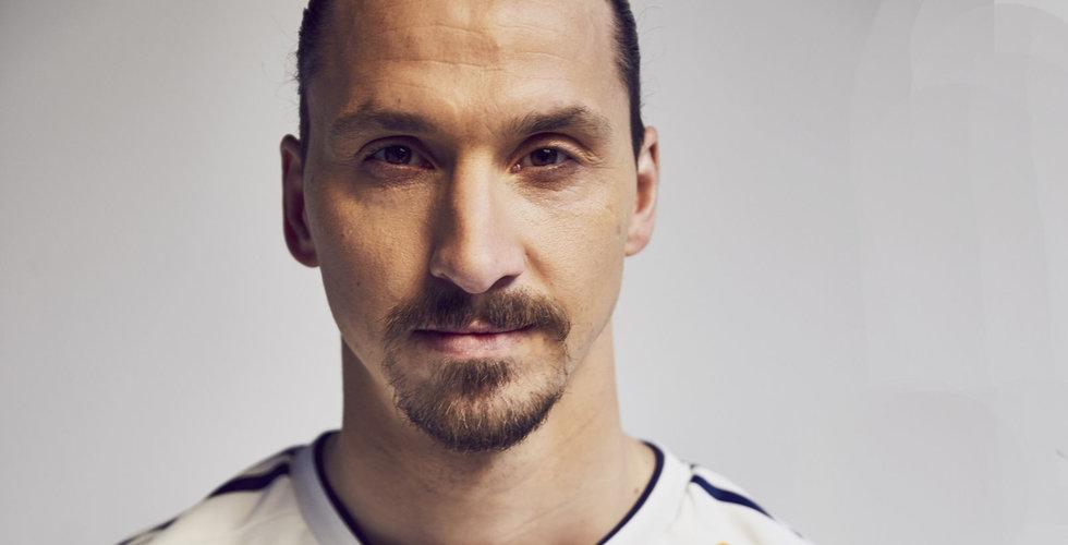 Klart: Zlatan i tungt samarbete med svenska bettingbolaget