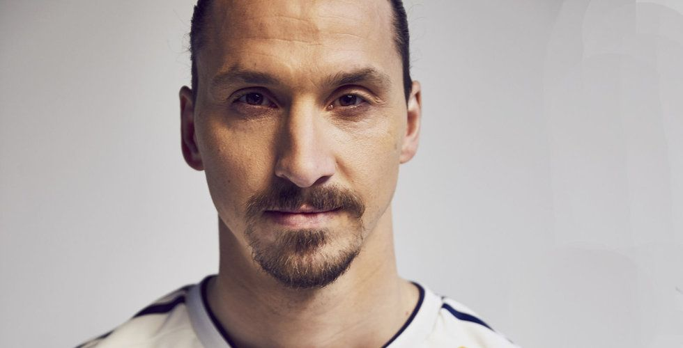 Breakit - Klart: Zlatan i tungt samarbete med svenska bettingbolaget
