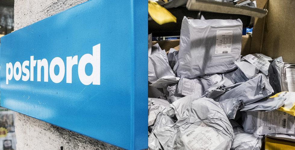 Breakit - Postnord har fått in miljoner på Kinapaketen – men går ändå med förlust