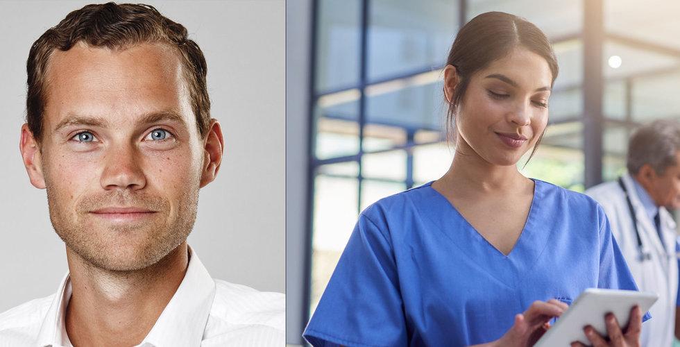Hälsostartupen Frisq påbörjar expansion – ger sig in i Norge