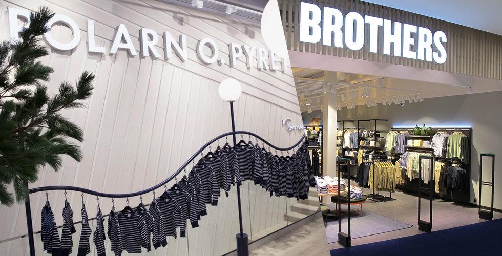 Svenska modebolaget RNB vinstvarnar –genomför nyemission