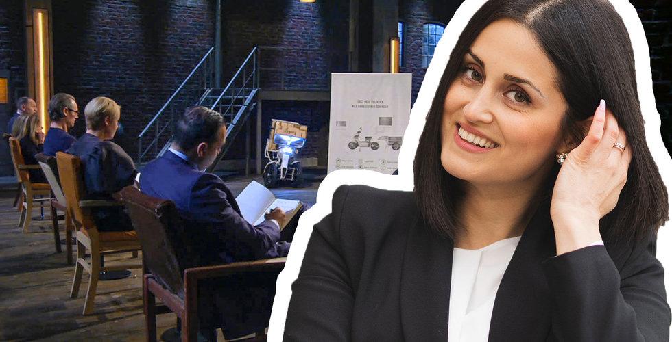 Upplösningen som SVT mörkade i Draknästet – Sara Serray och Wellibites gav drakarna nobben (här är förklaringen)