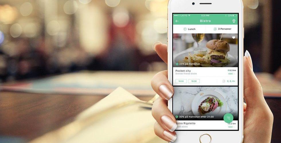 Last Grab får in 5 miljoner kronor – för att fylla landets restauranger