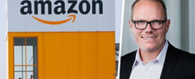 Bekräftat: Amazon öppnar lager i Eskilstuna