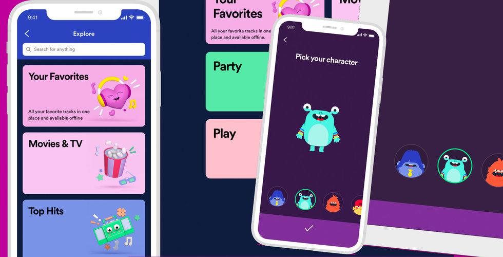 Spotify Kids: Här är Spotifys app för barn