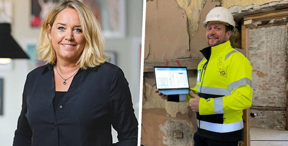 Next One Technology vill få ordning på byggarbetsplatsen – köper Checkd