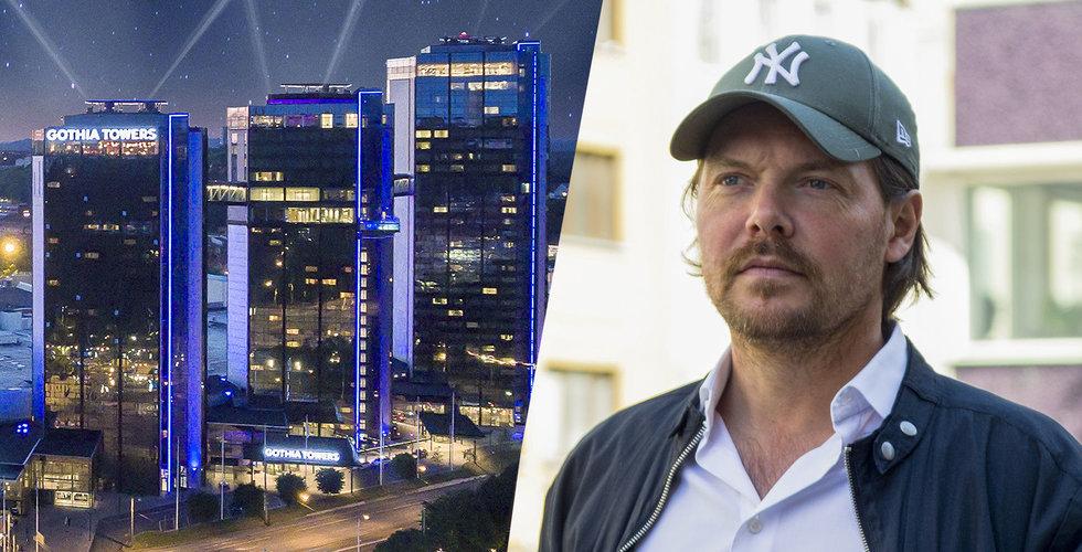 Backas av Magnus Emilson – landar nyckelavtal med Gothia Towers