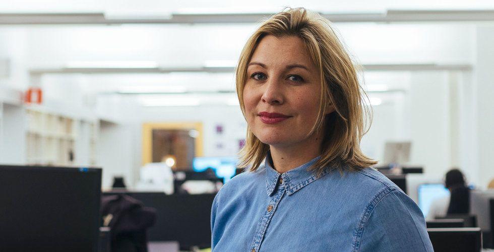 """Cecilia Bernard: """"Jag vänjer mig aldrig vid att säga upp kollegor"""""""