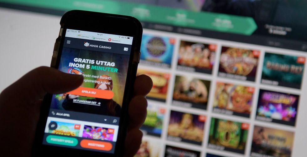 Spelinspektionens beslut: Viral Interactive får inte använda Ninja Casino-sajten