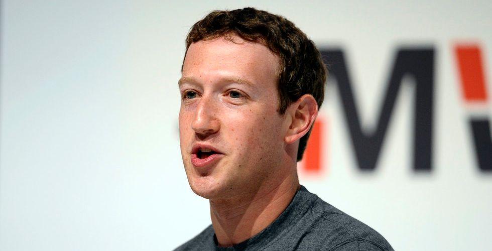Facebook startar egen avdelning för sociala virtual reality-appar