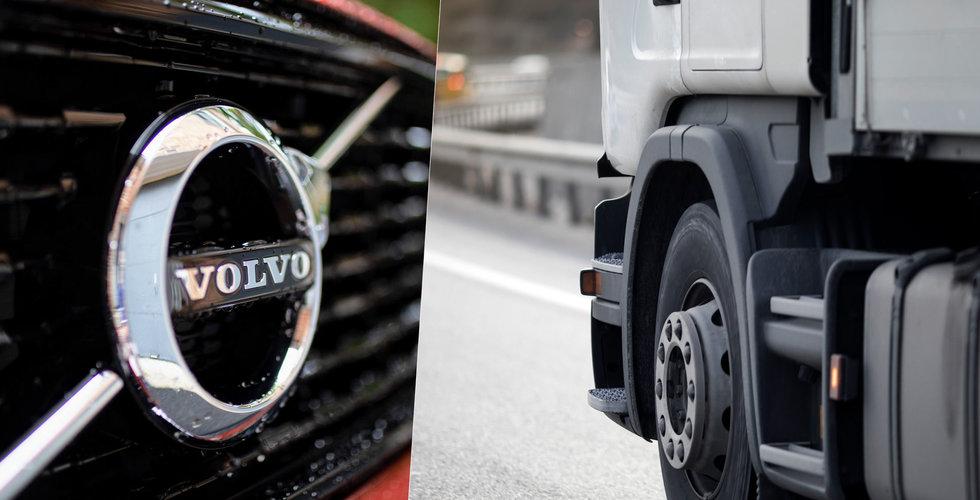 Bättre än förväntat för Volvo – men dämpad orderingång