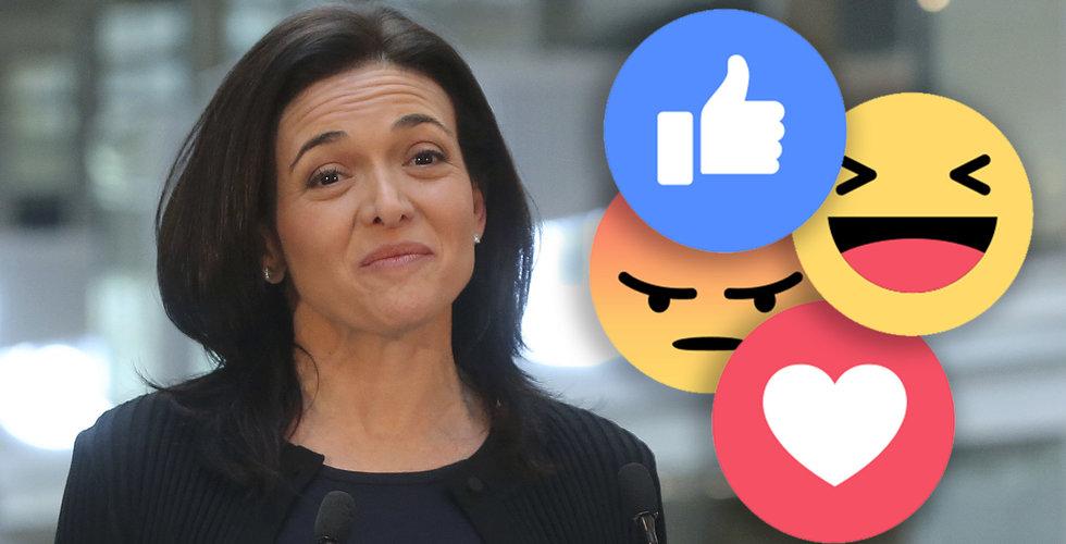 """Breakit - """"Tagga en vän""""-eran är över på Facebook – lockbeten nedgraderas"""
