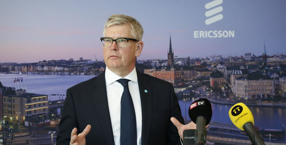 Ericsson slår förväntningarna