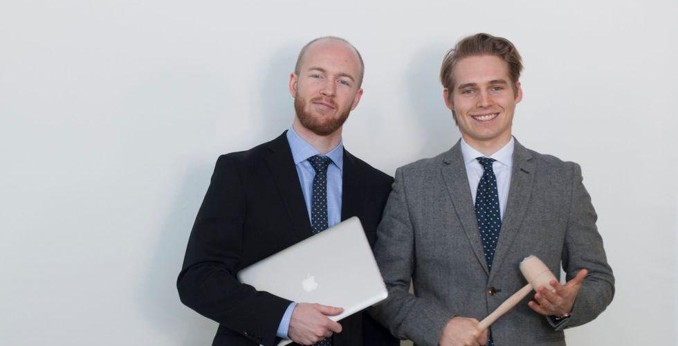 Digitala domstolen Swiftcourt tar in 4,5 miljoner kronor i riskkapital