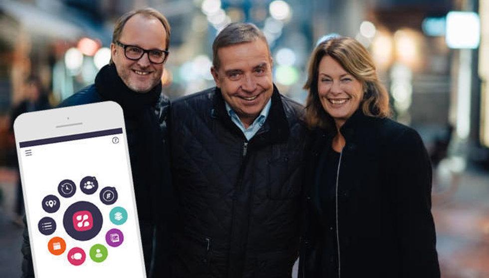 Lämnade Telia efter skandalerna – ska styra upp ditt digitala liv