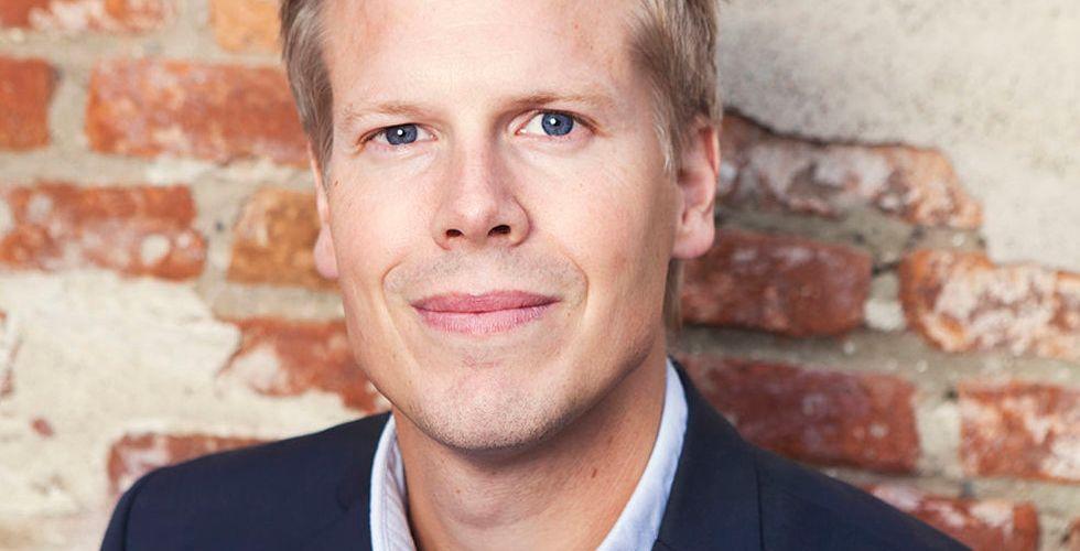 Alexander Hars blir mentor för startups på Chalmers Ventures