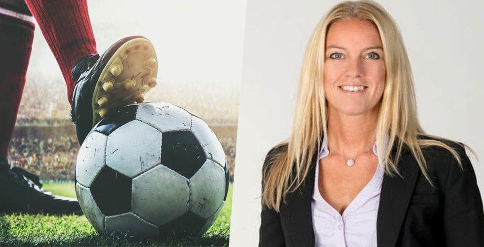 Forza Football vässar laget – plockar chef från Volvo Lastvagnar
